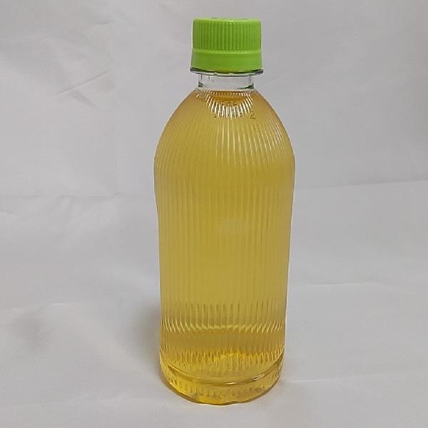 おーいお茶 カフェインゼロ・ラベルレスボトルの単品ボトル画像