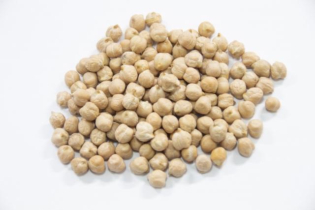 ひよこ豆の画像